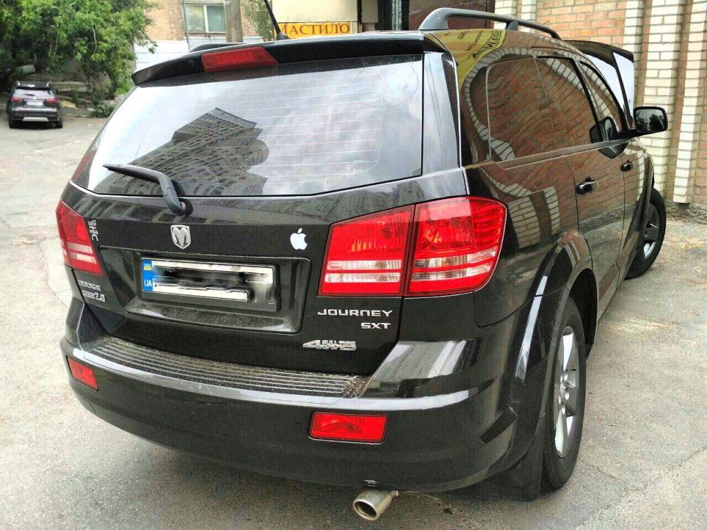 Отключить сажевый Dodge Journey 2.0 CRD 2009 в Киеве