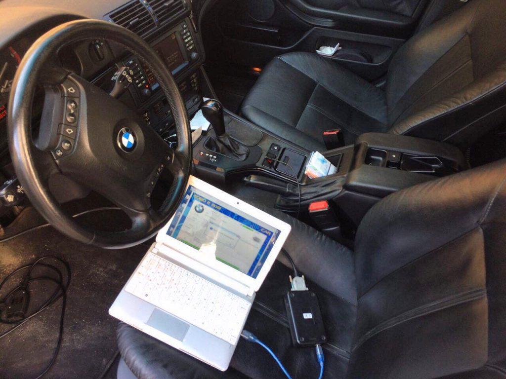 Отключение EGR BMW E39 2.5 TDS 2002