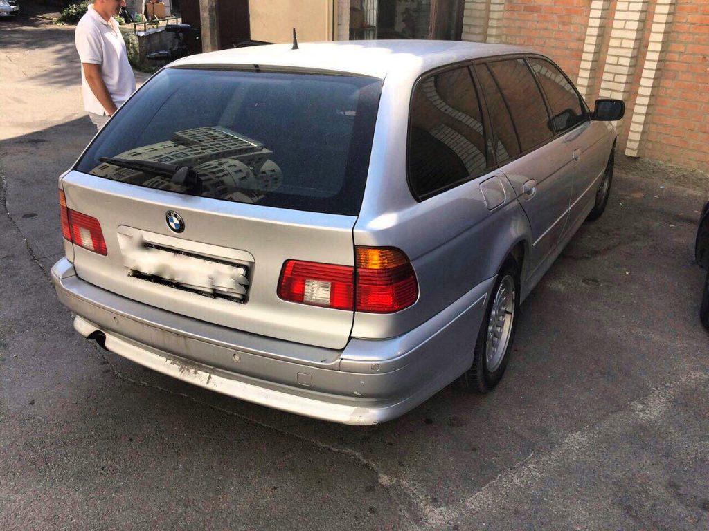 Отключение вихревых заслонок BMW E39 2.5 TDS 2002
