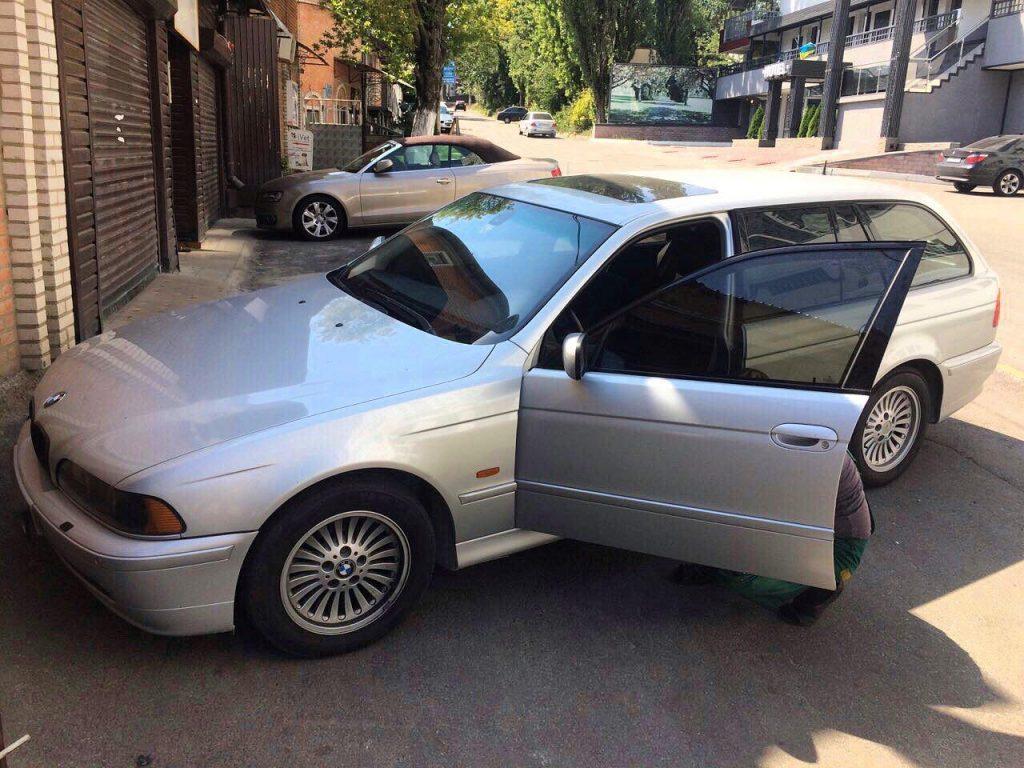 Чип-тюнинг BMW E39 2.5 TDS 2002