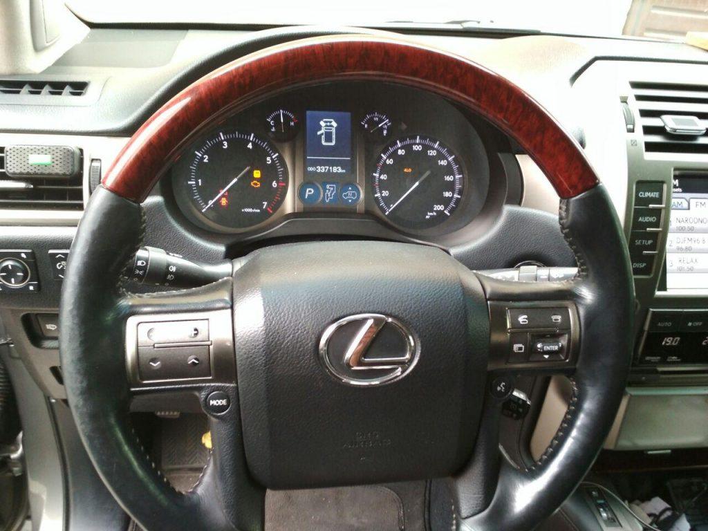 Lexus GX 460 4.6 отключить 2-ой лямбда-зонд