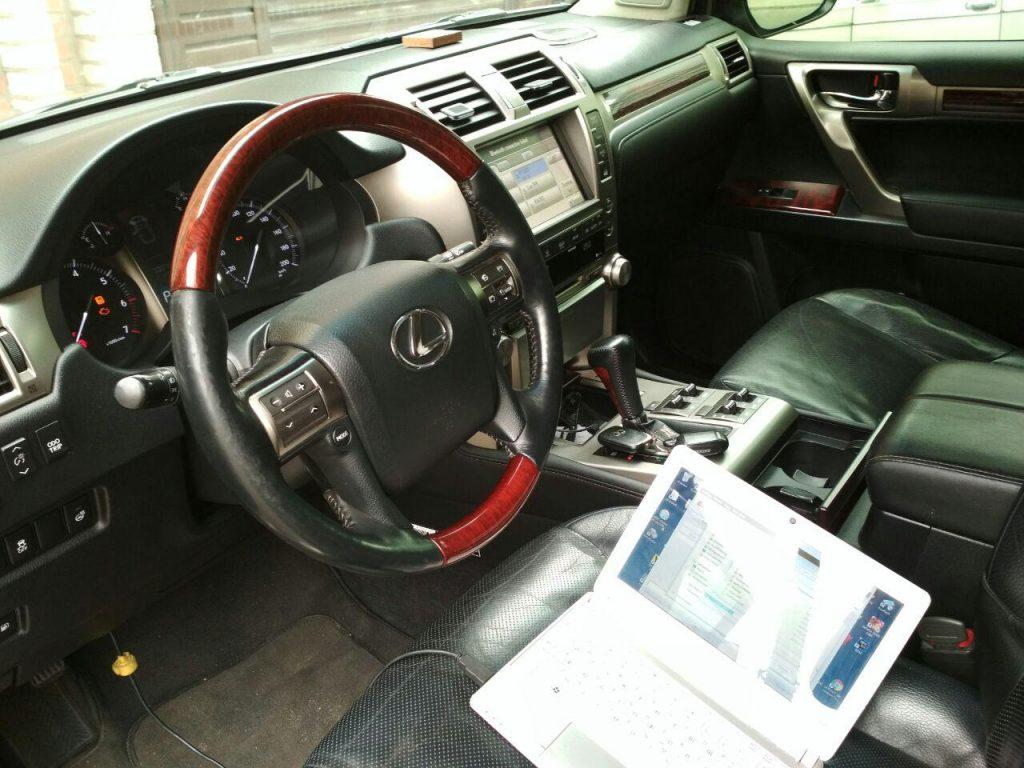 Программно отключить вторую лямбду на Lexus GX 460 4.6