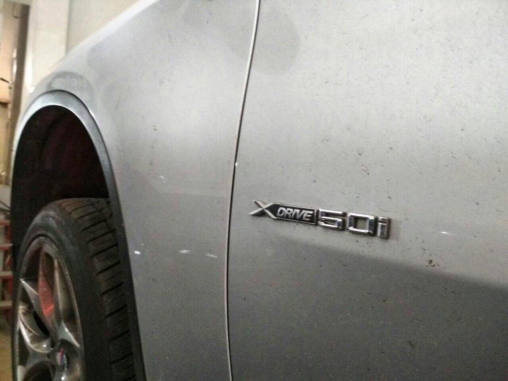 Катализатор на Удаление и отключение катализатора BMW X6 4.4 BiTurbo 2008 удалить