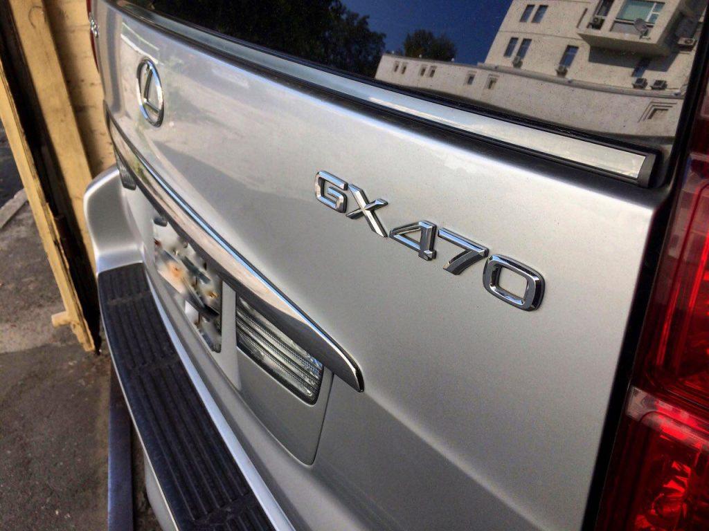 Lexus GX 470 4.7 2008 удалить катализаторы, отключить 2-ой лямбда-зонд, чип-тюнинг