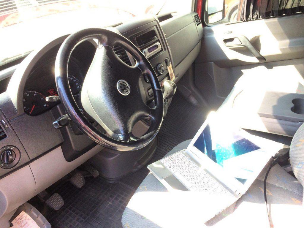 Клапан EGR отключение и заглушка Volkswagen Crafter 2.5 TDI 2009