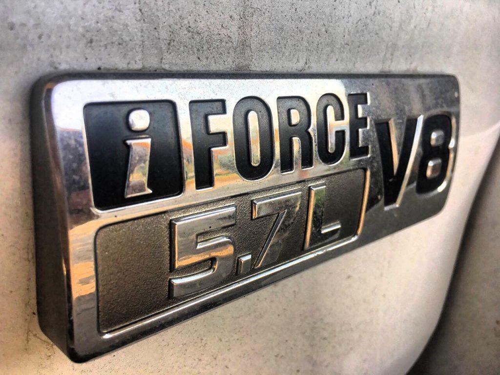 Катализаторы удаление и отключение, заглушка клапана ЕГР Toyota Sequoia 5.7 2008