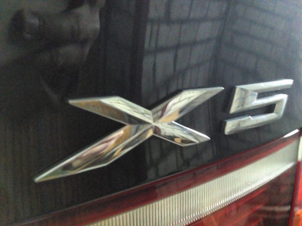 Удалить катализатор и заглушить клапан ЕГР BMW X5 e70 3.0 sd 2008
