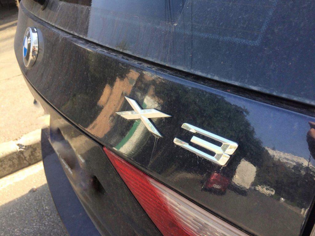 BMW X3 2.0 d 2008 отключить сажевый и клапан ЕГР