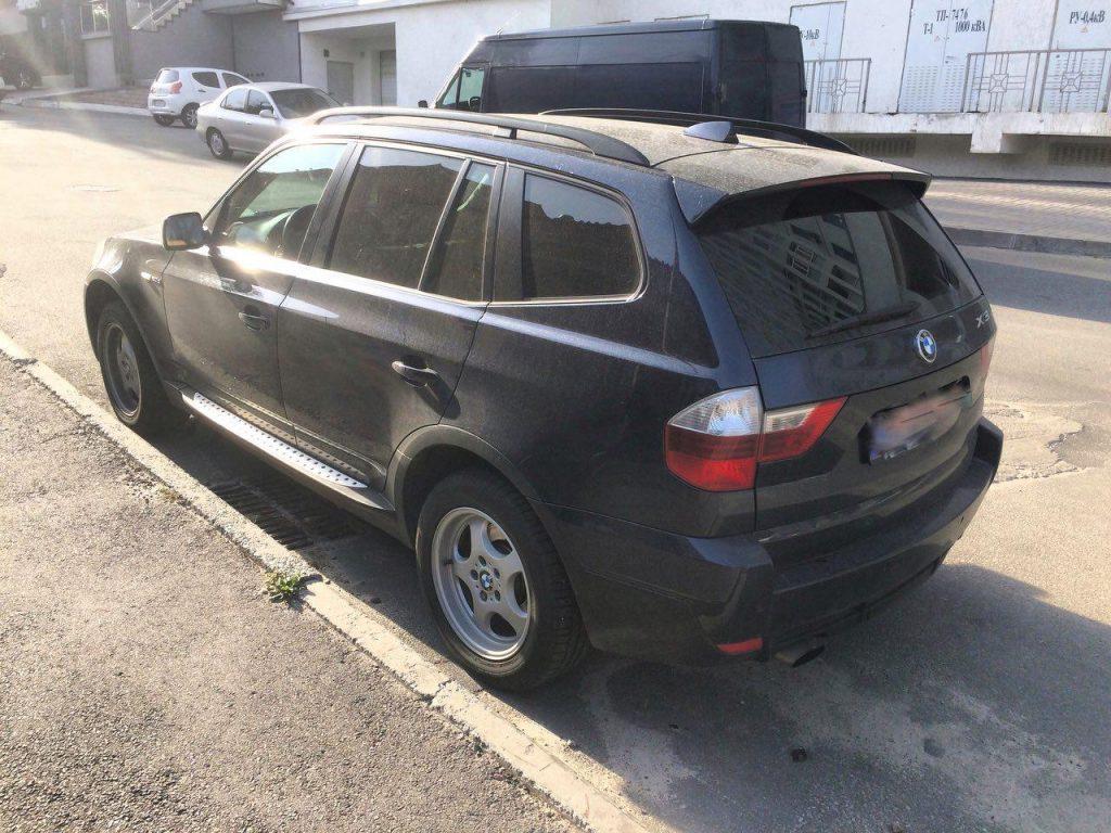 Заглушить клапан ЕГР и отключить на BMW X3 2.0 d 2008