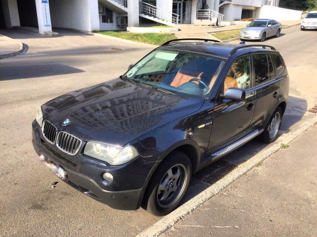 Отключить сажевый фильтр и клапан ЕГР BMW X3 2.0 d 2008