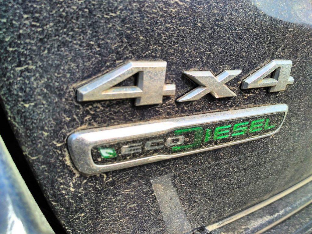 Jeep Grand Cherokee 3.0 CRD 2014 отключение мочевины SCR ADblue