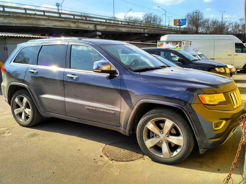 Отключить и удалить сажевый фильтр Jeep Grand Cherokee 3.0 CRD 2014