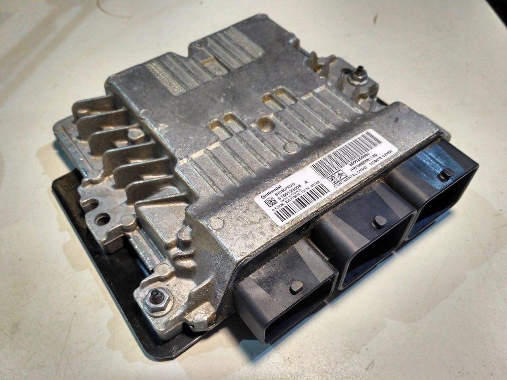Программное отключение клапана ЕГР на Форд Транзит