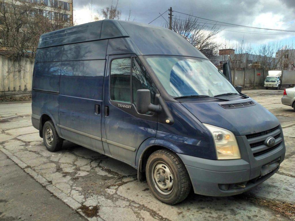 Удаление сажевого и отключение ЕГР Ford Transit 2.2 2011