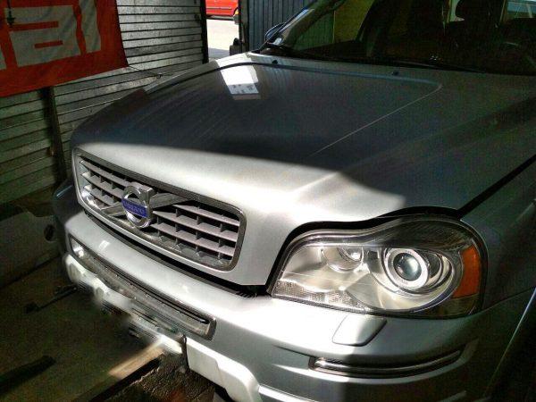 Удаление фильтра сажевого, отключение на Volvo XC90 2.4 D5 2009