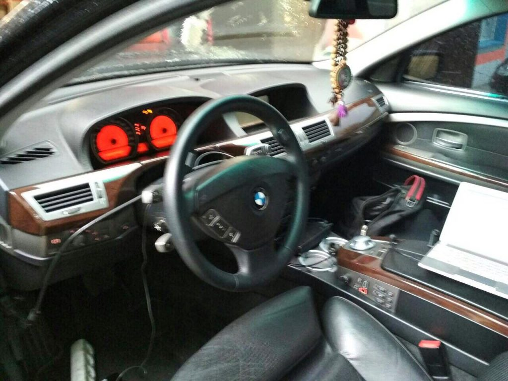 Удалить сажевый, отключить ЕГР на BMW 530d e60 2007