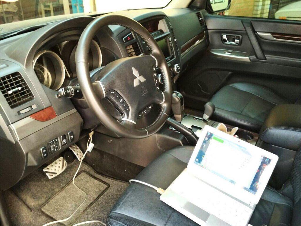 Mitsubishi Pajero 3.2 DID 2008 отключить клапан ЕГР