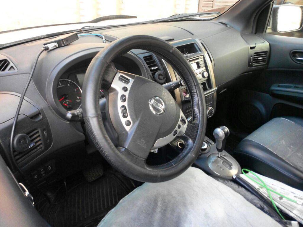 Отключение сажевого на Nissan X-Trail 2.0 dCi 2012