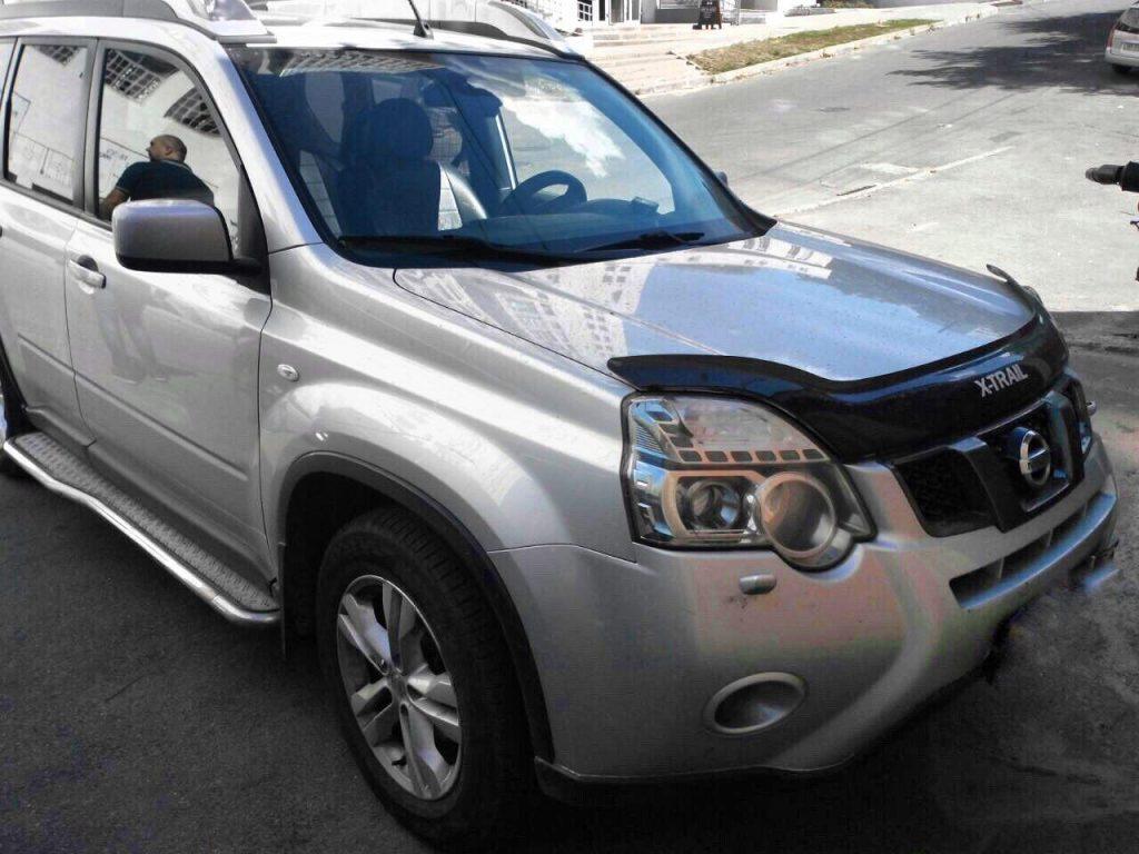 Удалить сажевый фильтр Nissan X-Trail 2.0 dCi 2012