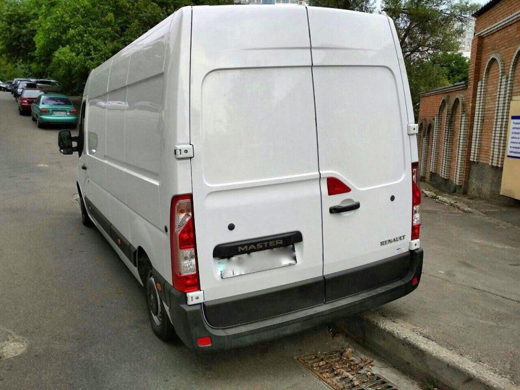 Сажевый фильтр, отключение Renault Master 2.3 dCi 2012
