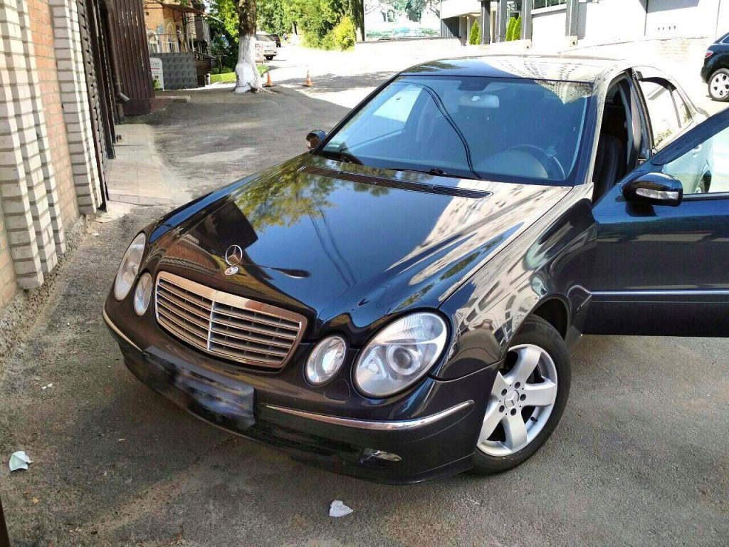 Отключить и удалить сажевый фильтр и клапан ЕГР на Mercedes E280 CDI 2006