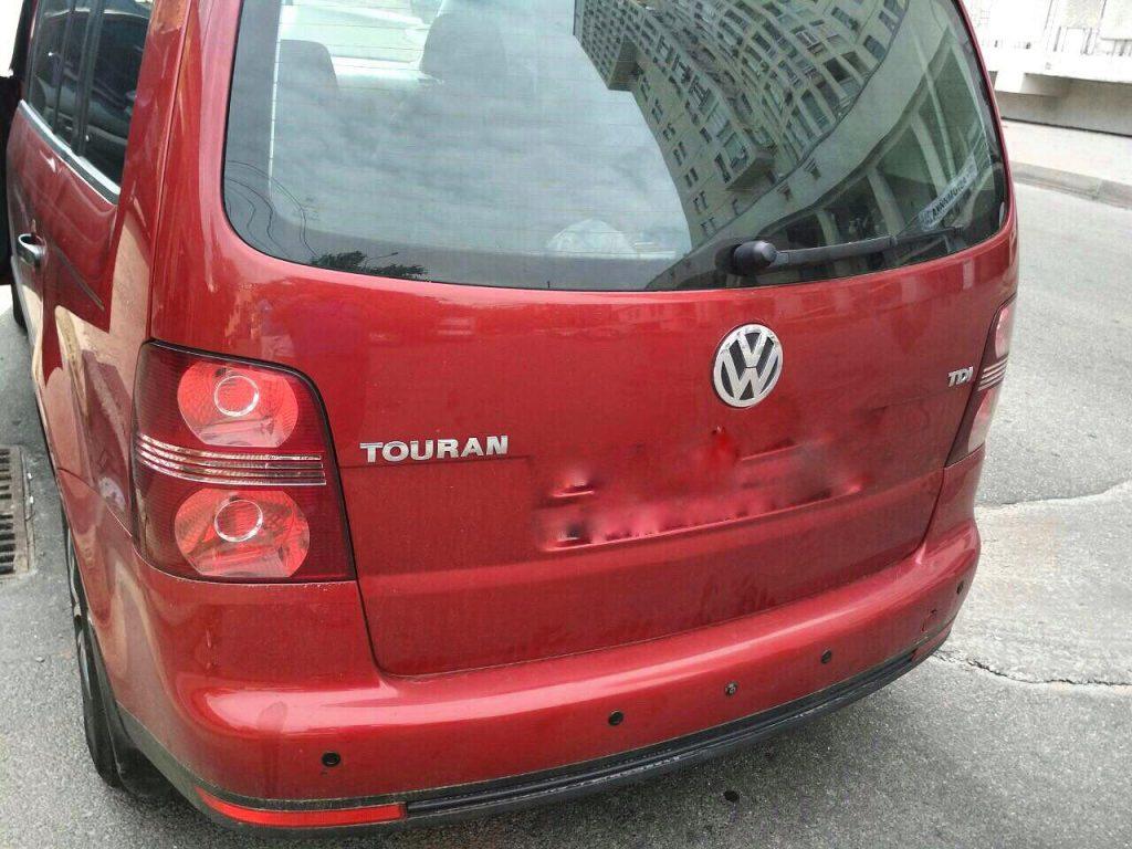 Удалить и отключить сажевый фильтр Volkswagen Touran 2.0 TDI 2009