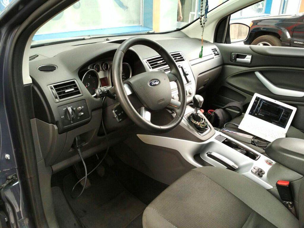 Отключение сажевого фильтра Ford Kuga 2.0 TDCi 2010