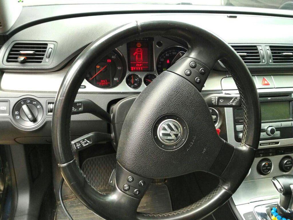 Отключение клапана EGR и удаление сажевого фильтра на Volkswagen Passat 2.0 TDI 2010