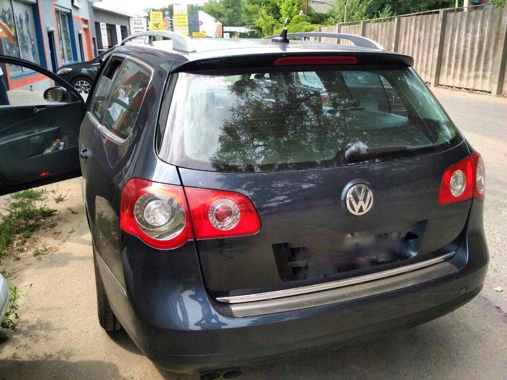 Volkswagen Passat 2.0 TDI 2010 отключить ЕГР и удалить сажевый фильтр