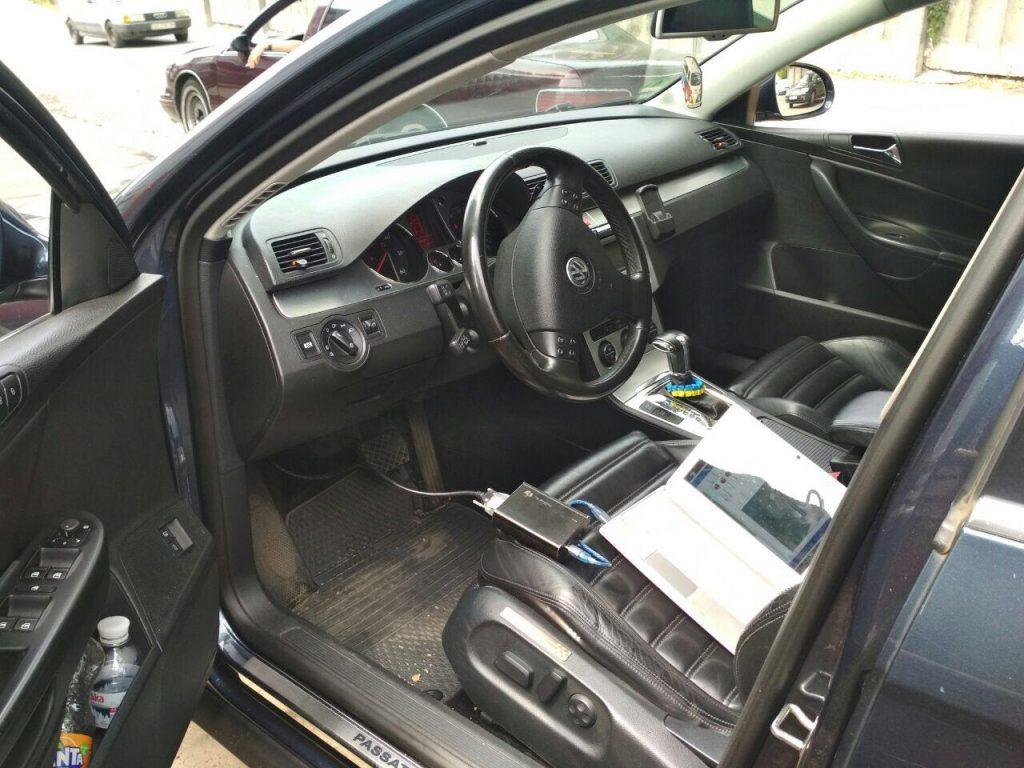 Отключение клапана ЕГР Volkswagen Passat 2.0 TDI 2010