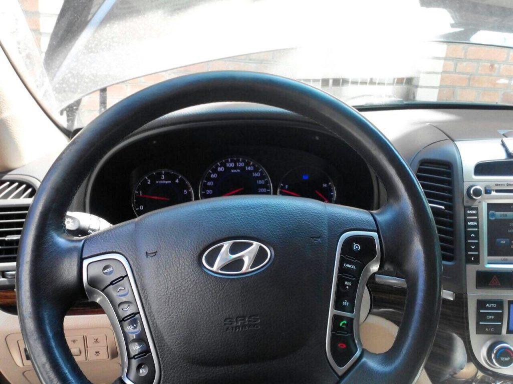 Клапан ЕГР отключение, удаление сажевого на Hyundai SantaFe 2.2 CRDI 2011