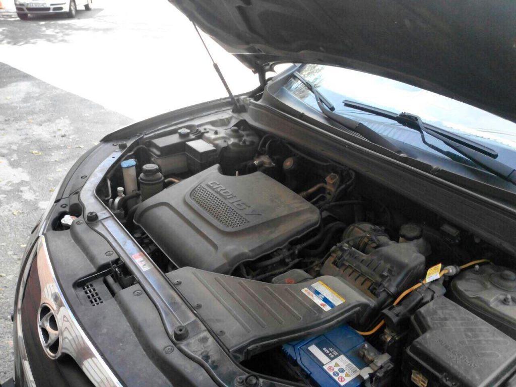 Отключение клапана ЕГР и удаление сажевого фильтра Hyundai SantaFe 2.2 CRDI 2011