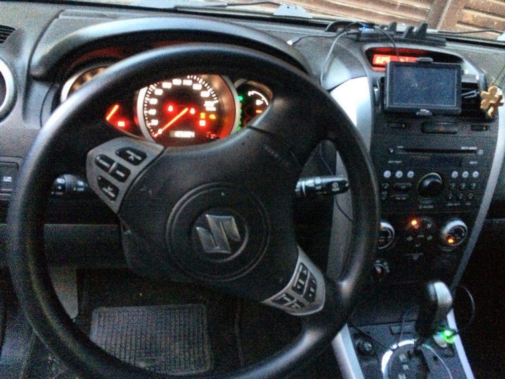 Suzuki Grand Vitara 2.0 2006 отключить 2-ой лямбда-зонд