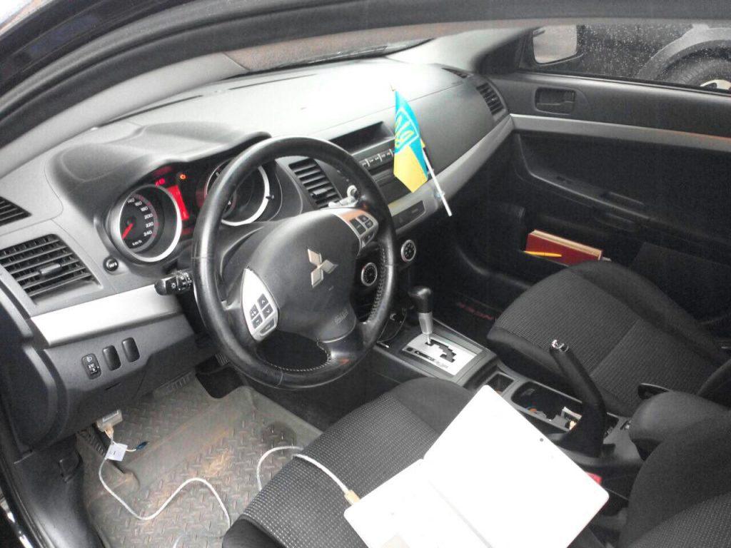 Отключение и удаление катализатора на Mitsubishi Lancer X 2.0