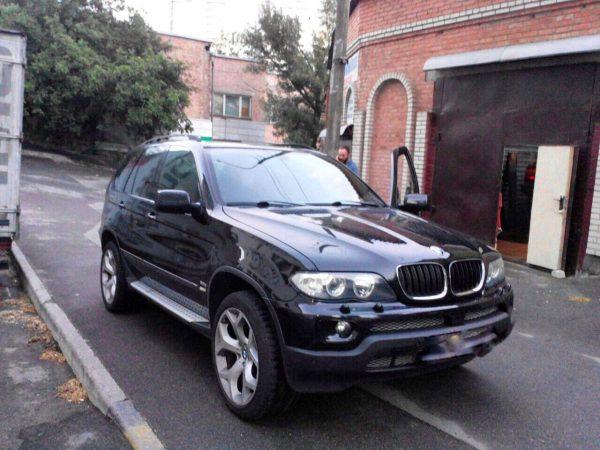 ЕГР клапан, отключение на BMW X5 3.0 TDI