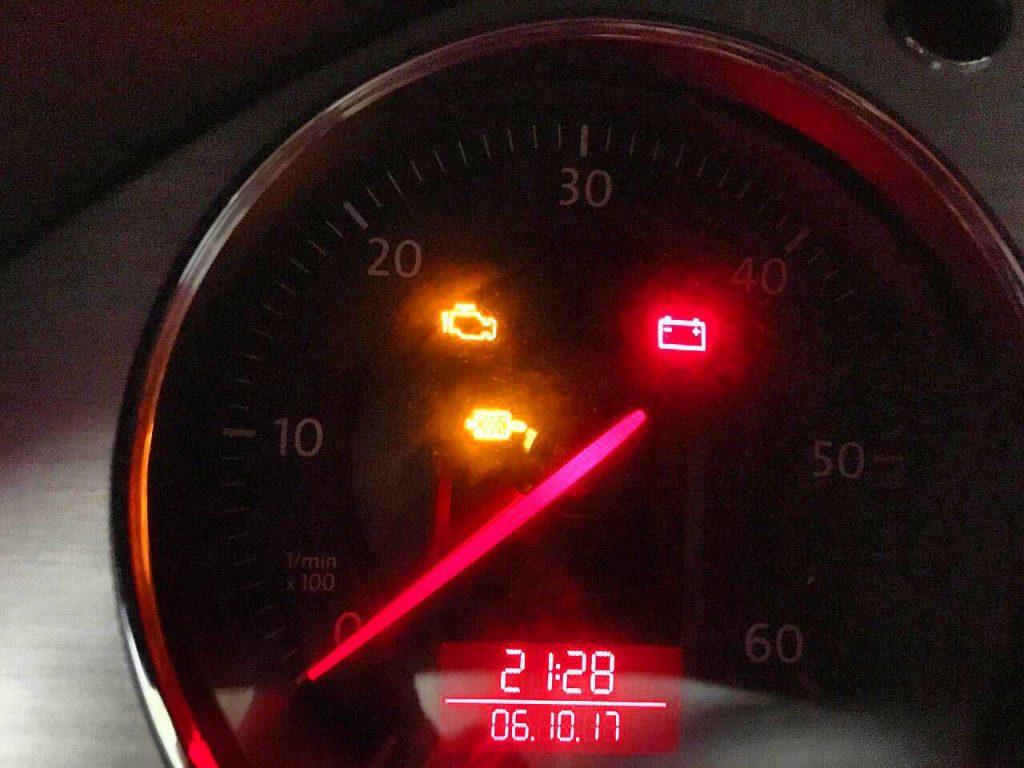 Сажевый фильтр отключить и удалить Volkswagen Passat B6 2.0 TDI 2006