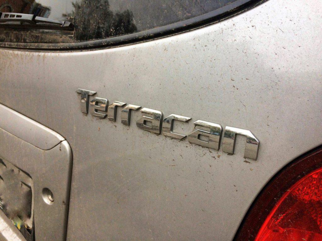 Заглушить и отключить клапан ЕГР на Hyundai Terracan 2.9 CRDI 2003