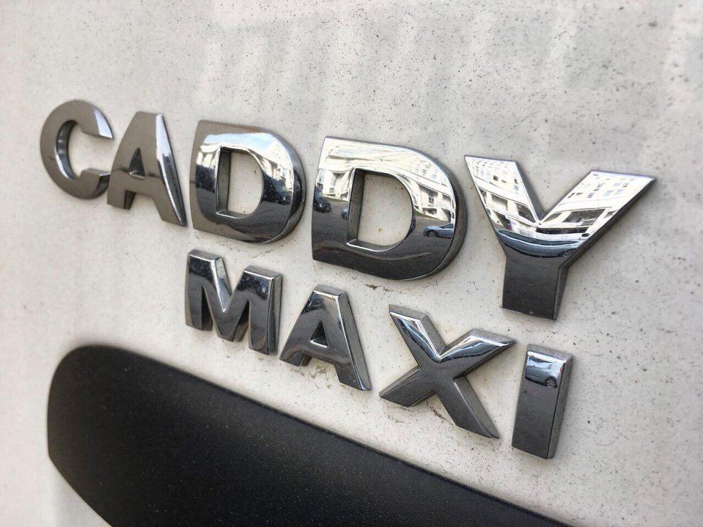ЕГР-клапан отключить на Volkswagen Caddy 2.0 TDI 2008