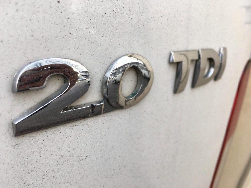 Отключить сажевый фильтр и удалить Volkswagen Caddy 2.0 TDI 2008