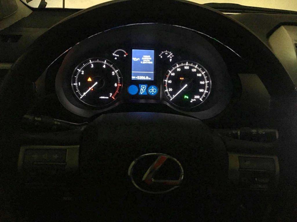 Отключить и удалить катализаторы Lexus GX 460 i 2012