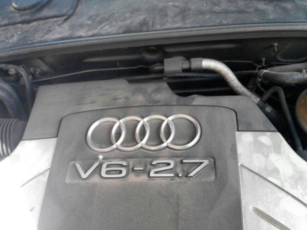 Отключить клапан ЕГР на Audi A6 2.7 TDI 2007