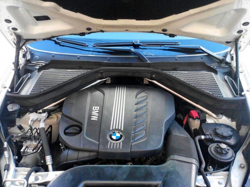 BMW X5 3.0d 2010 отключение клапана ЕГР и заглушка клапана