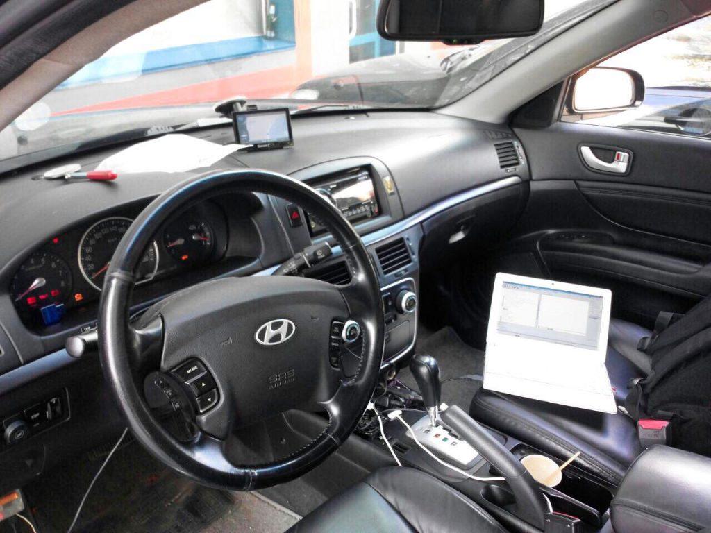 Отключение 2-ого лямбда-зонда и катализатора, настройка под газ Hyundai Sonata 3.3 2008