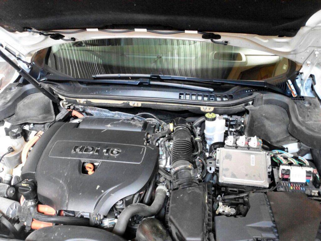 Клапан ЕГР заглушить и отключить на Peugeot 508 2.0 HDI 2010
