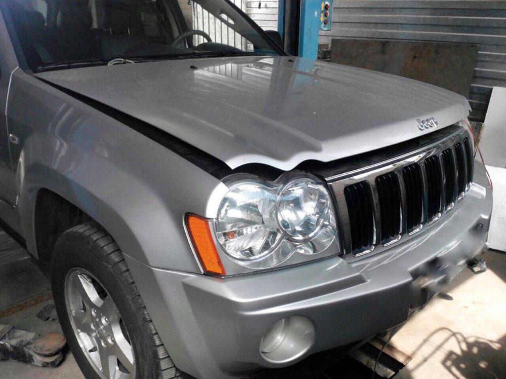 Отключить и заглушить клапан ЕГР на Jeep Commander 3.0 CRD 2006