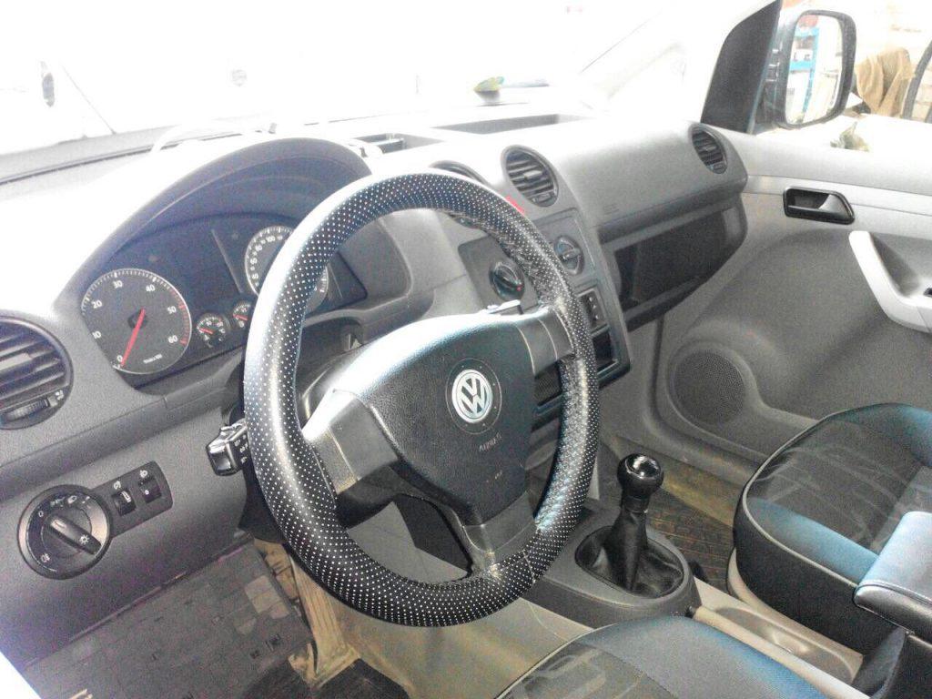 Отключение сажевого фильтра и ЕГР на Volkswagen Caddy 1.9 TDI 2006