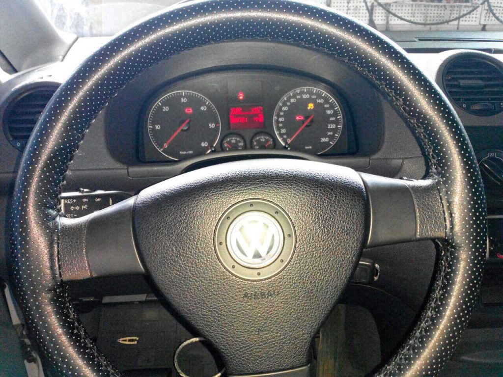 Отключить клапан ЕГР и заглушить Volkswagen Caddy 1.9 TDI 2006