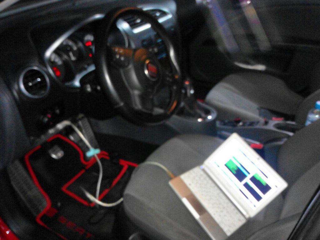 Отключение клапана ЕГР и сажевого фильтра Seat Leon 2.0 TDI 2007