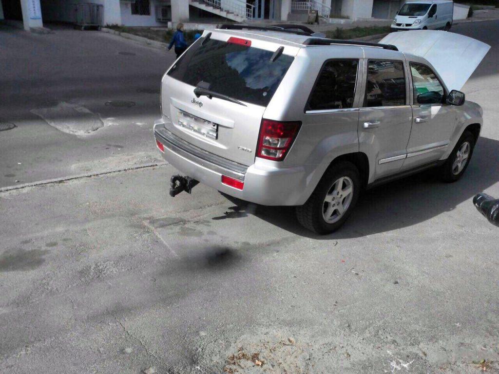 Jeep Commander 3.0 CRD 2006 удалить сажевый фильтр и заглушить клапан ЕГР