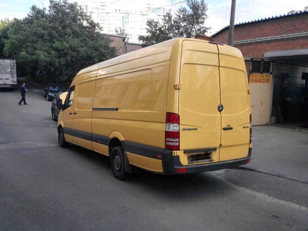 Отключить и заглушить ЕГР-клапан Mercedes Sprinter 316 2.2 CDI 2012